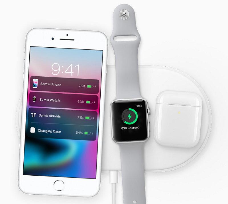 Apple Watch - iPhone 9 - Carga Inalámbrica