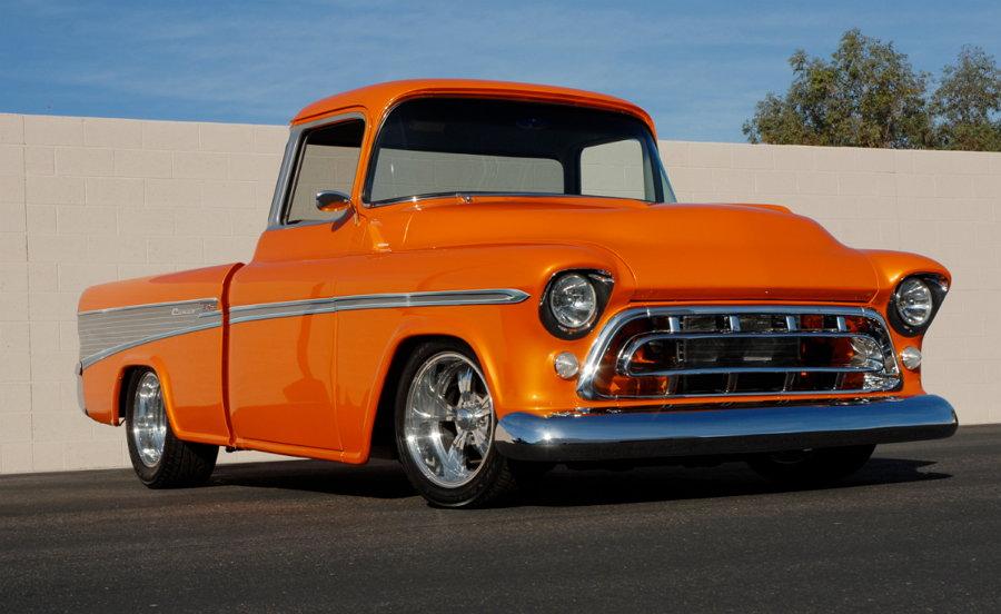 Camioneta Chevrolet Cameo 1957