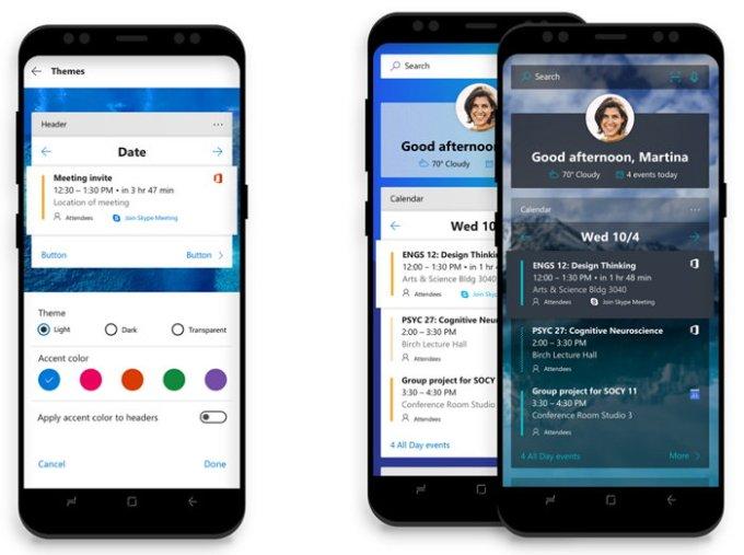 Microsoft Launcher para Android es la continuación muy mejorada de Arrow 1