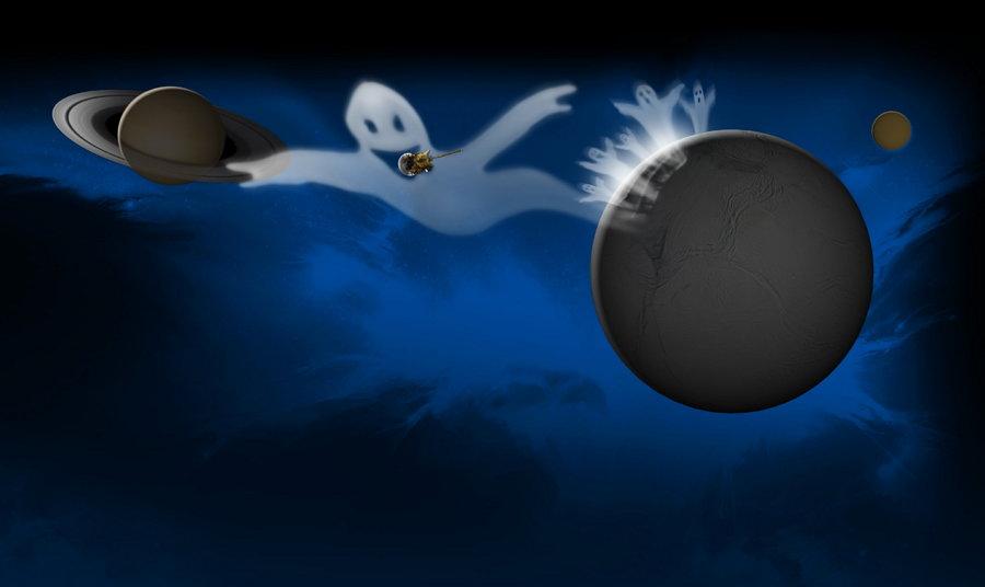 NASA Spooky Sounds - Lo más Leído