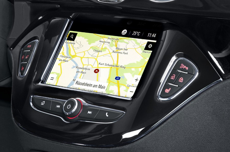 Opel - Sistemas de Info Entretenimiento