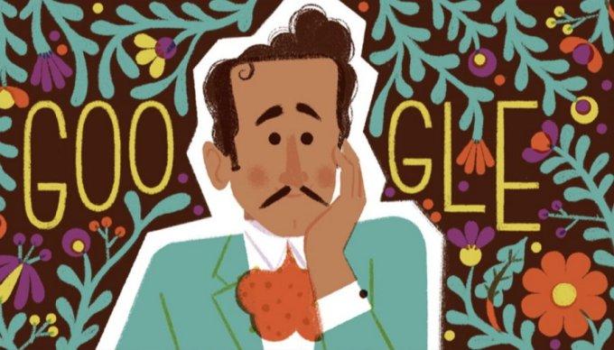 Doodle de Google - Pedro Infante