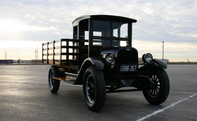 1918 Chevrolet 1 Ton