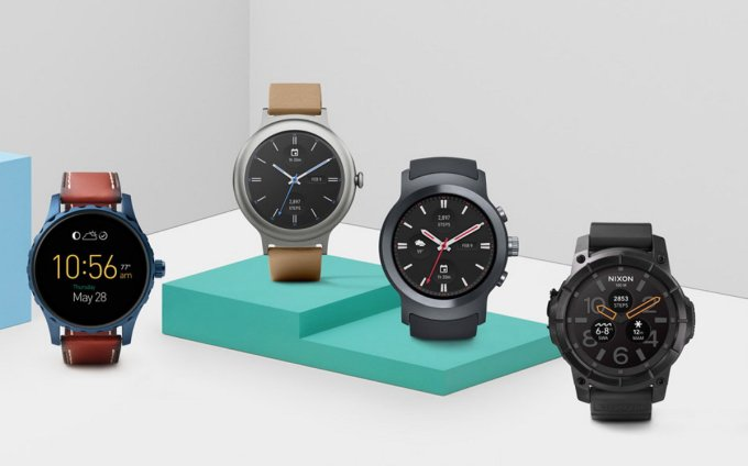 Relojes Inteligentes Android Wear