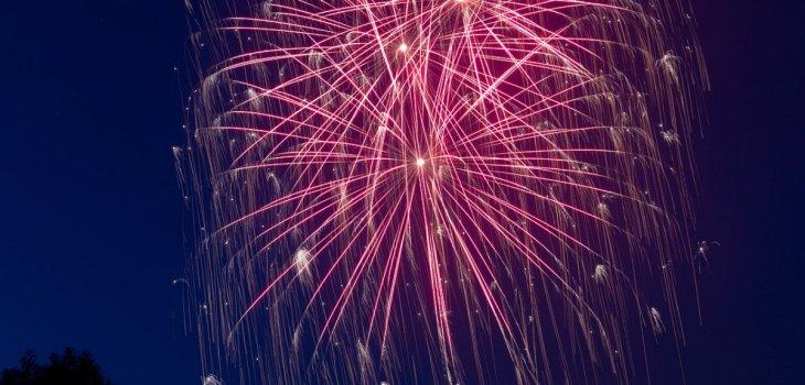 Fuegos Artificiales - Feliz Año Nuevo