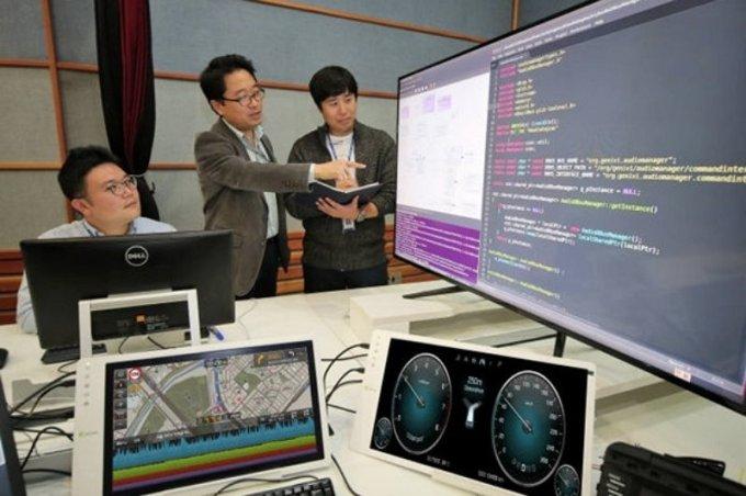 Hyundai Motor Company - Kia Motors - Ingenieros trabajando en el Intelligent Personal Agent (IPA)