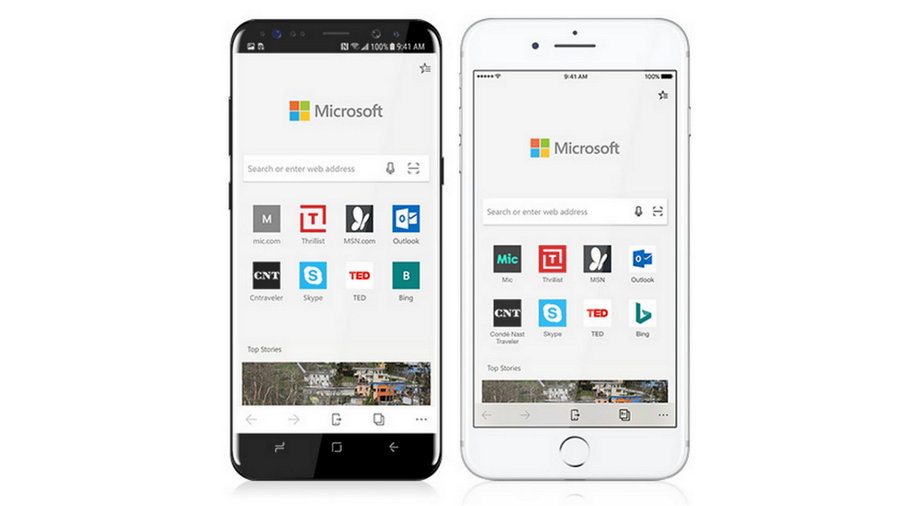 Microsoft Edge - Android -iOS