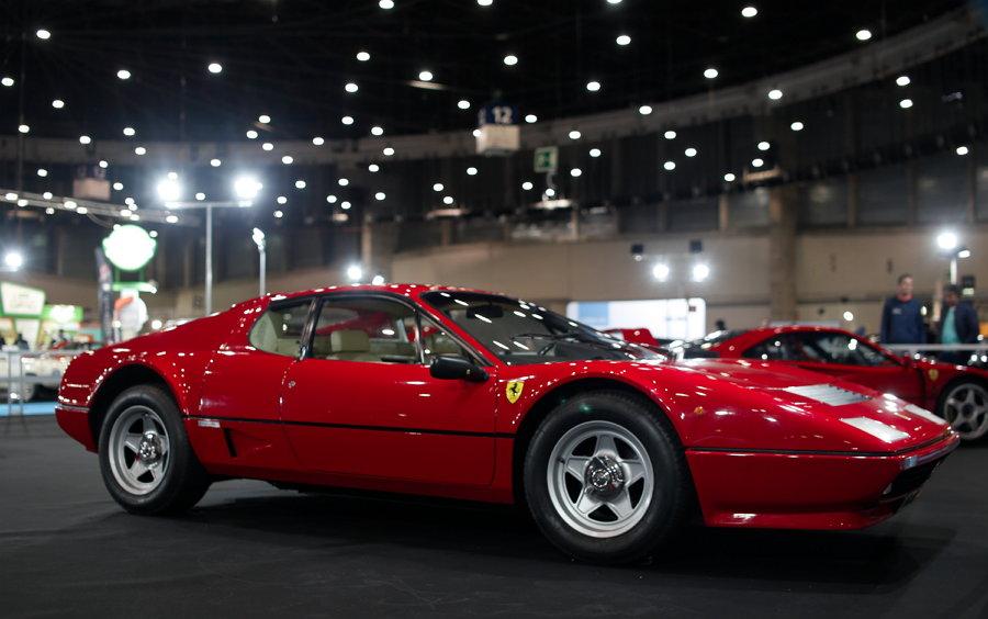 Retromóvil Madrid 2017 - Ferrari