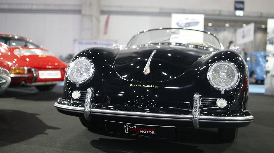 Retromóvil Madrid 2017 - Porsche
