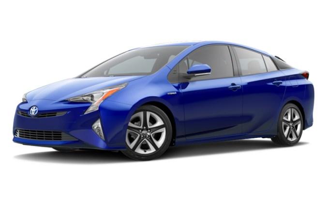 Vehículos Eléctricos - Toyota Prius
