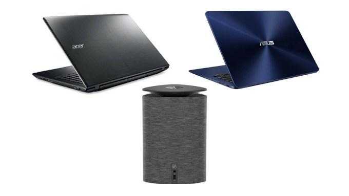 Amazon Alexa - Acer -ASUS - HP
