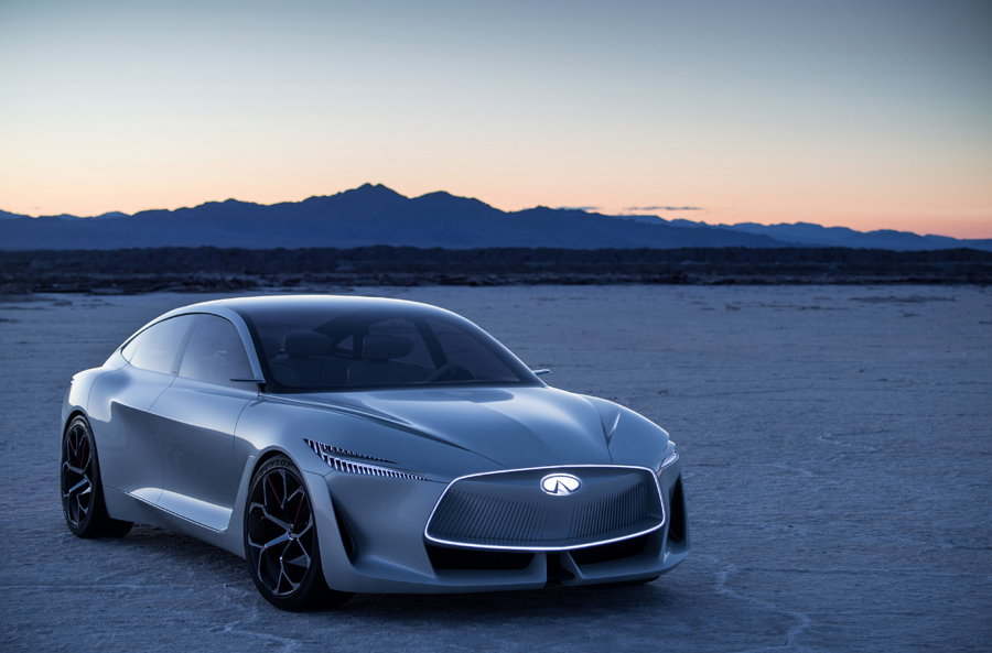 Infiniti Motor Company - Q Inspiration Concept