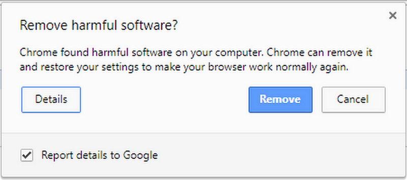 Google Chrome Cleanup
