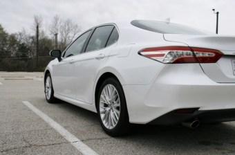2018 Toyota Camry XLE Hybrid