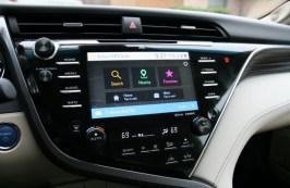 2018 Toyota Camry XLE Híbrido