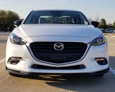 2018 Mazda3 Grand Touring