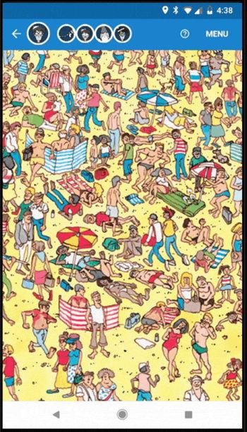 Google Maps - Where is Waldo?