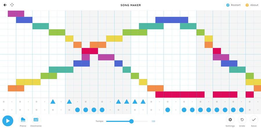 Google Song Maker - Lo más leído