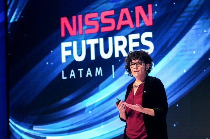 Nissan - Mobilidad Inteligente - Dra Melissa Cefkin