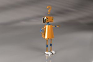 Amazon Vesta - Robot