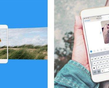 Messenger - Fotos de 360 grados - vídeos HD