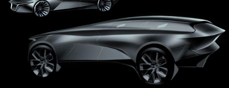 Aston Martin - Lagonda - SUV