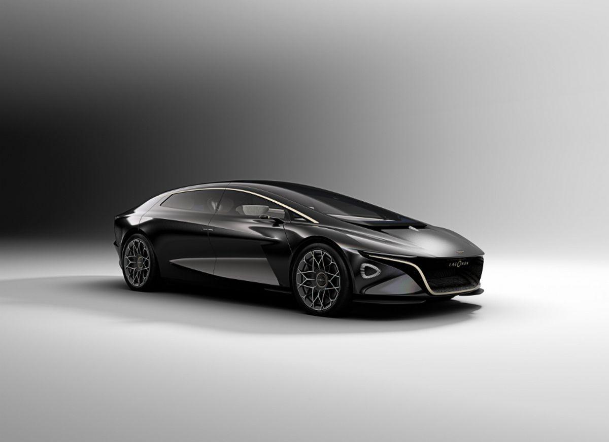 La apuesta 100% eléctrica y exclusiva de Aston Martin — Lagonda SUV