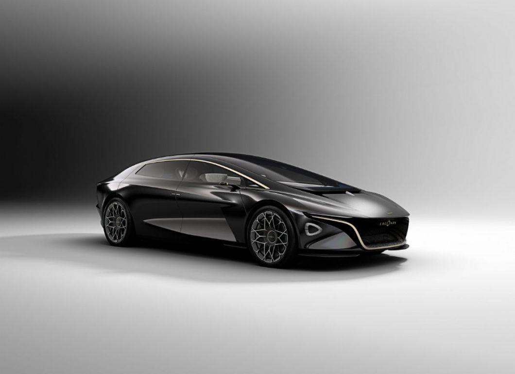 Aston Martin - Lagonda - Vision Concept