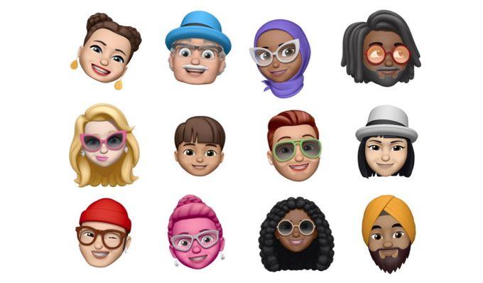 Apple Animoji Memoji