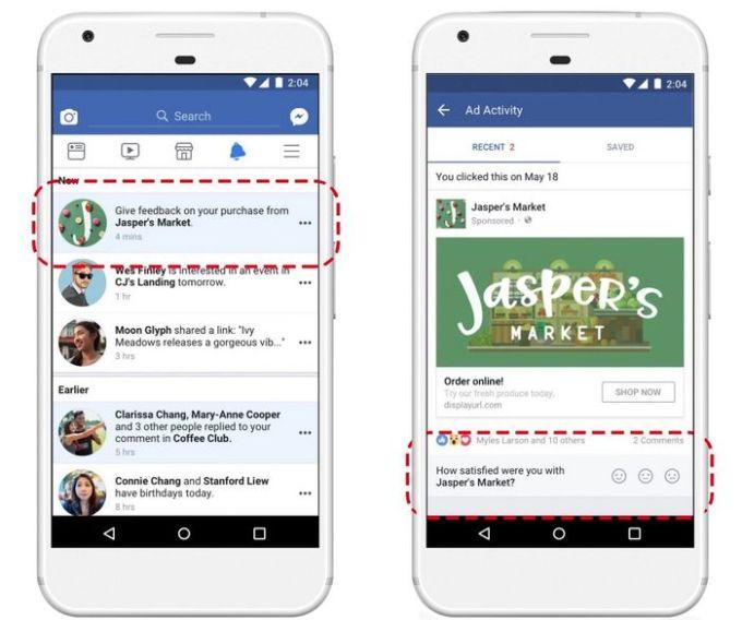 Facebook - Evaluación de Anunciantes