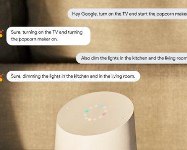 Asistente de Google - Conversación Continua