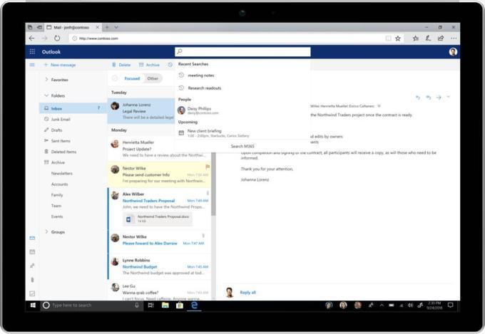 Microsoft Office - Buscador
