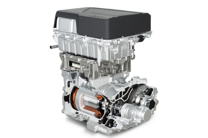 Motor Eléctrico de Nissan