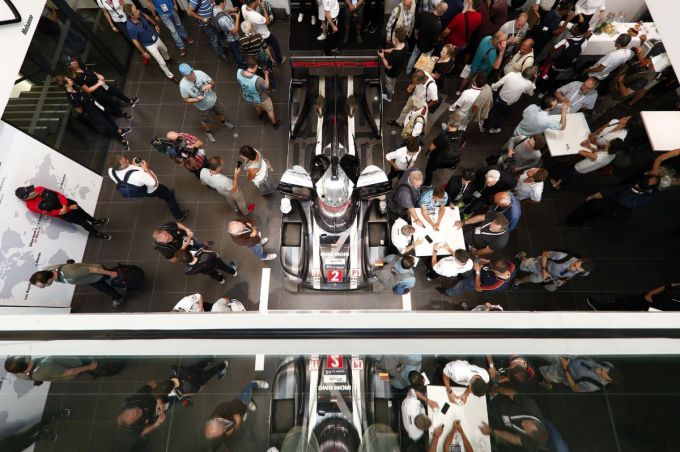 Le Mans - Porsche Experience Center