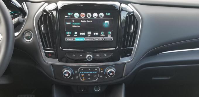 Chevrolet Traverse RS 2018