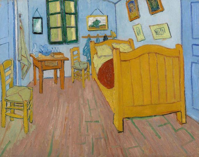Van Gogh - Dormitorio - Van Gogh Museum