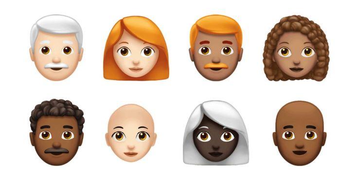 Apple Emoji 2018