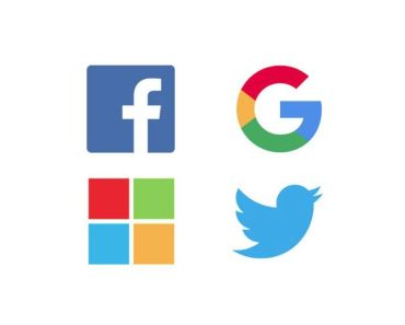 Proyecto de Transferencia de Datos - Microsoft - Facebook - Google - Twitter