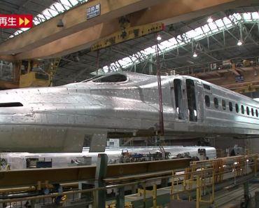 N700 series - Shinkansen