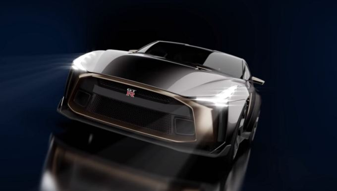 Nissan GT-R50 - Italdesign