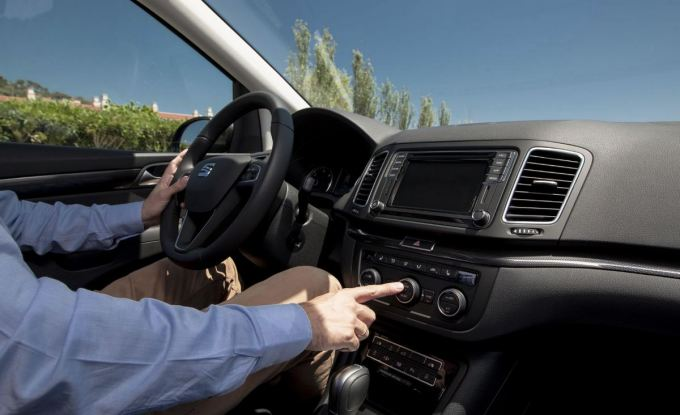 SEAT - Errores al usar el aire acondicionado del auto