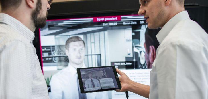 Audi Virtual Training