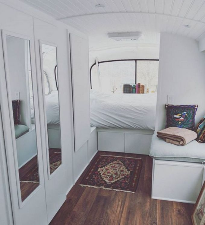 The Bus Tiny Home