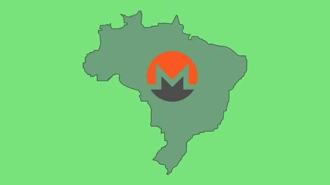 Ataque de Minería de Monero - Brasil