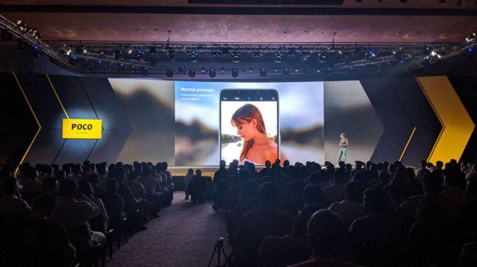 Xiaomi - Evento Poco F1