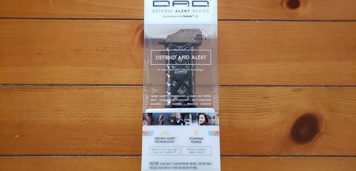 D.A.D. 2 Defense Alert Device