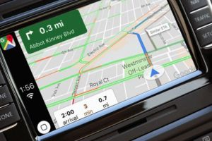 Google Maps - Apple CarPlay