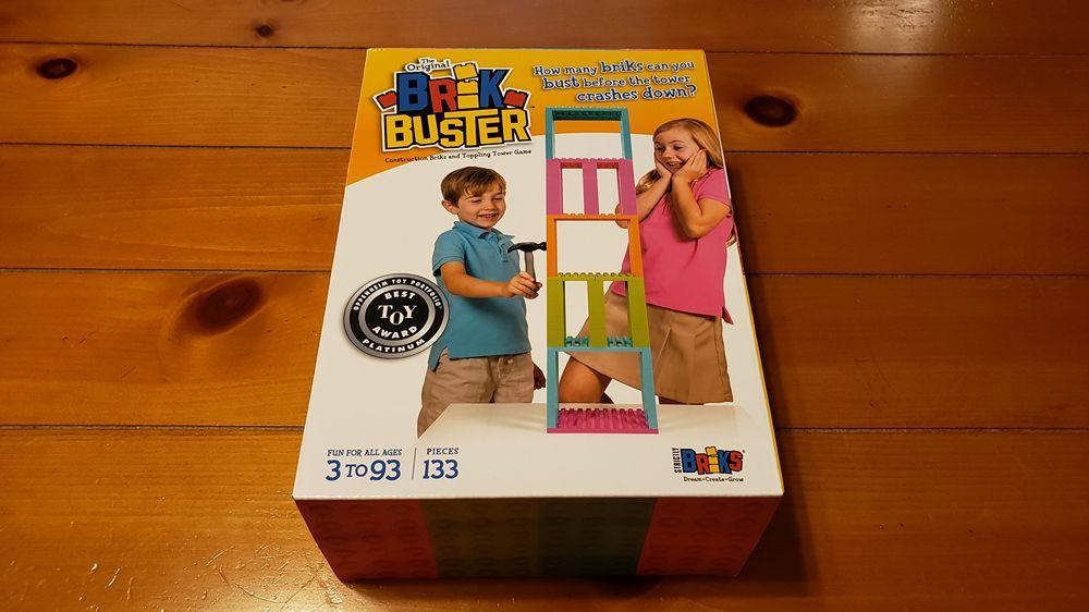 Strictly Briks - Brik Buster
