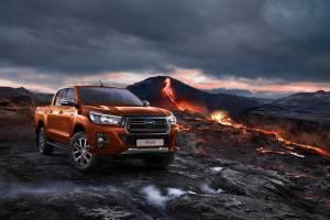 Toyota Hilux Legend 2019