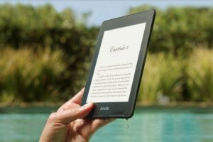 Amazon Kindle Papewhite